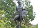Памятник Иосифу де Рибасу в Одессе