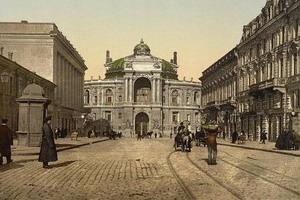 Краткая история Одессы - возникновение и развитие города